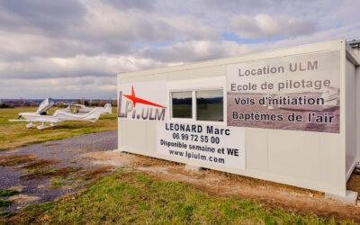 Aérodrome à Epinal