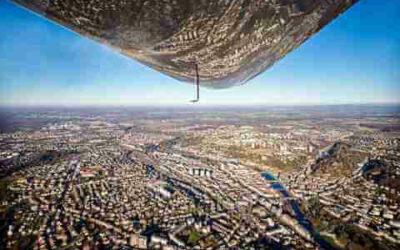Vol découverte avion dans les Vosges